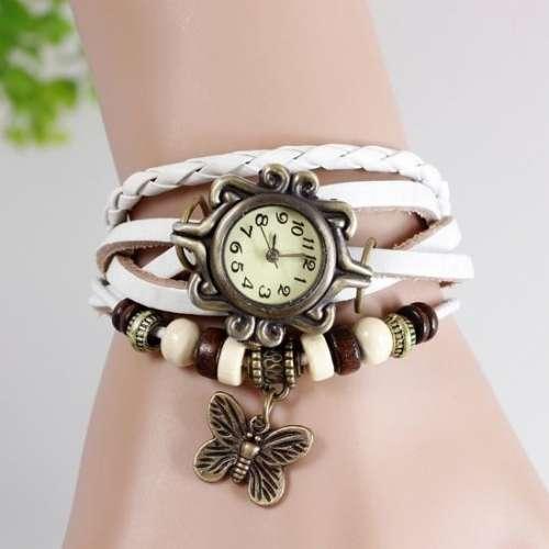 Retro zegarek 7 kolorów