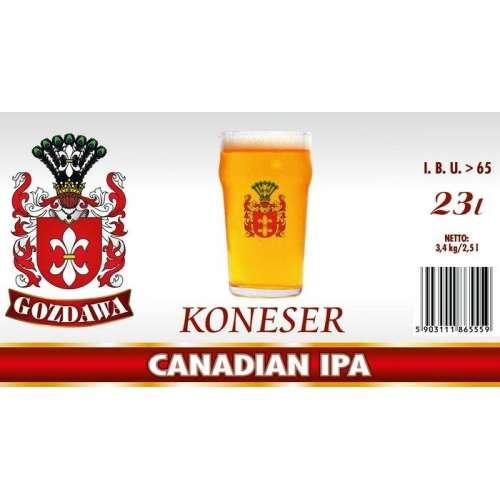 Gozdawa - Canadian IPA - Seria Koneser