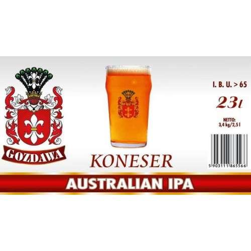 Gozdawa - Australian IPA - Seria Koneser
