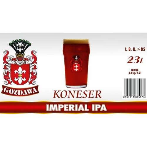 Gozdawa - Imperial IPA - Seria Koneser