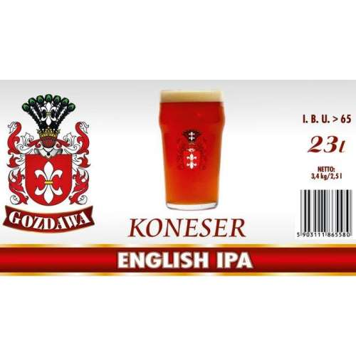 Gozdawa - English IPA - Seria Koneser