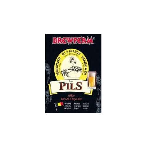 Brewferm PILS belgijski brew-kit 1,5 kg