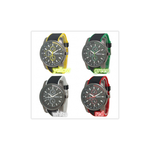 Piękny Zegarek na rękę. Super na prezent Modny 4 kolory (16)