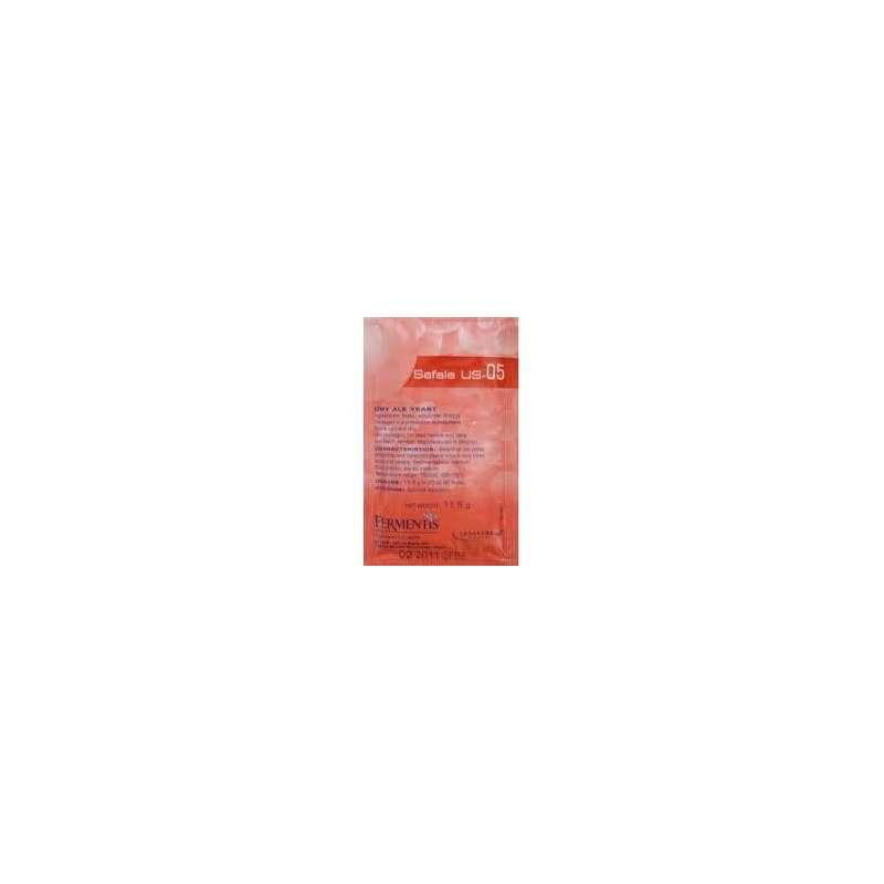 DROŻDŻE SAFALE US-05 - Fermentis