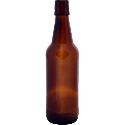 Butelka  do piwa soków 0,5l z zamknięciem