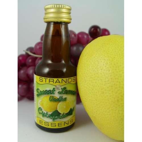 Zaprawka CYTRYNÓWKA - Sweet Lemon Vodka