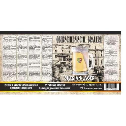 Oberschlesische Brauerei - Silesian Lager
