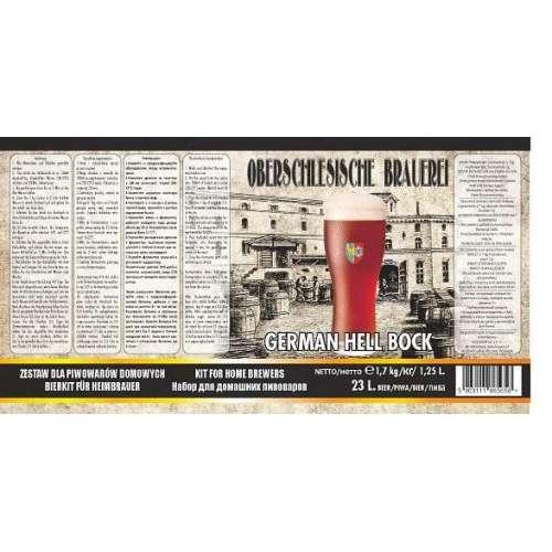 Oberschlesische Brauerei - German Hell Bock
