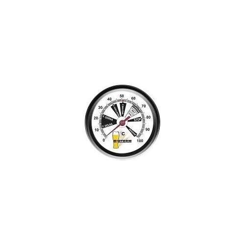 Termometr piwowarski 0-100 C