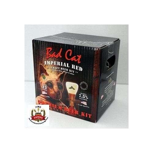 Bulldog Craft Bad Cat (Imperial Red) Beer Kit 4.7 kg - zestaw na 23 l piwa
