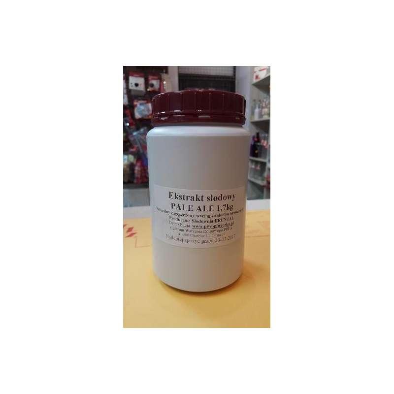 Bruntal - Pale Ale 1,7 kg - Bursztynowy