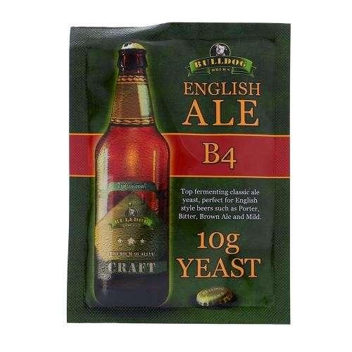 Drożdże piwowarskie Bulldog B4 English Ale
