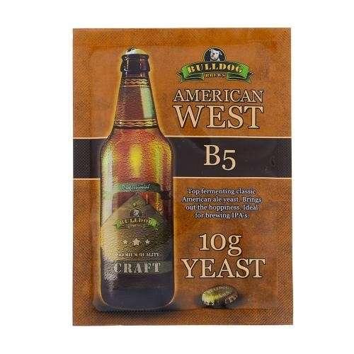 Drożdże piwowarskie Bulldog B5 Amercican West