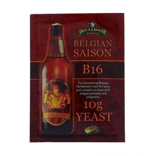 Drożdże piwowarskie Bulldog B16 Belgian Saison