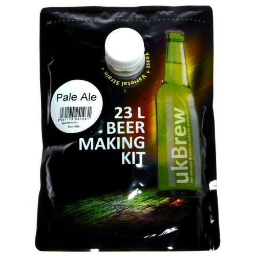 ukBrew PALE ALE