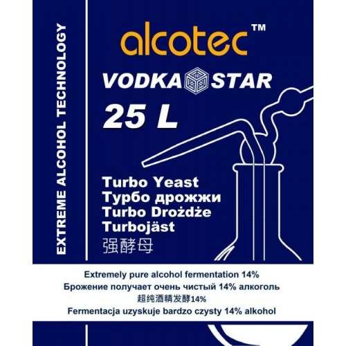 Drożdże gorzelnicze ALCOTEC Vodka Star