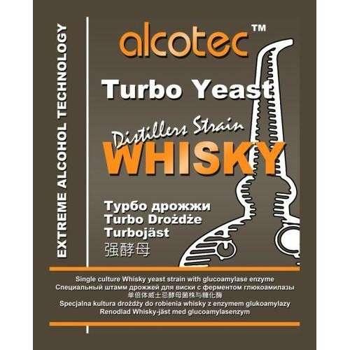Drożdże gorzelnicze Alcotec Whisky do zboża