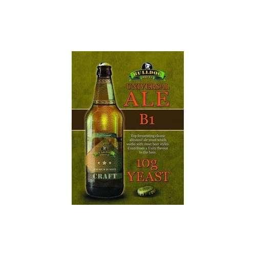 Drożdże piwowarskie Bulldog B1 Uniwersalne ALE