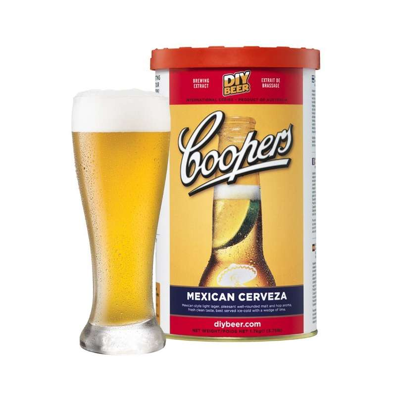 Coopers - Mexican Cerveza