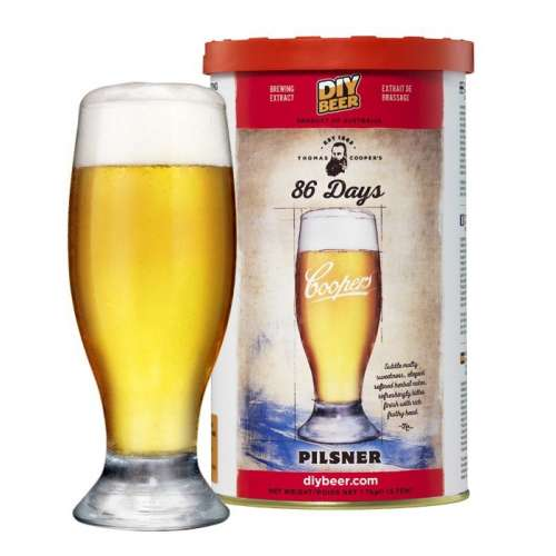 Coopers - 86 Days Pilsner