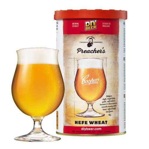 Coopers - Preacher s Hefe Wheat