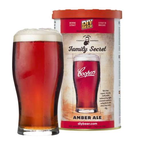 Coopers - Family Secret Amber Ale