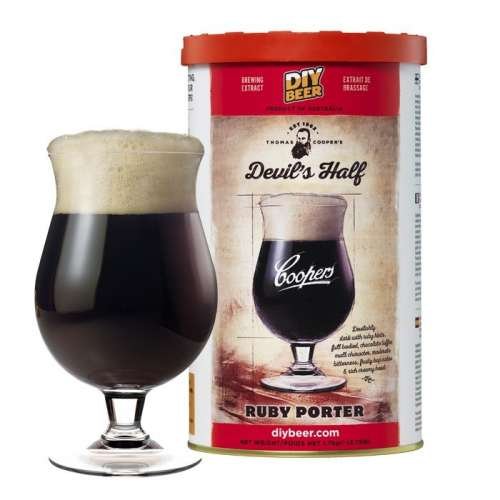 Coopers - Devil s Half Ruby Porter