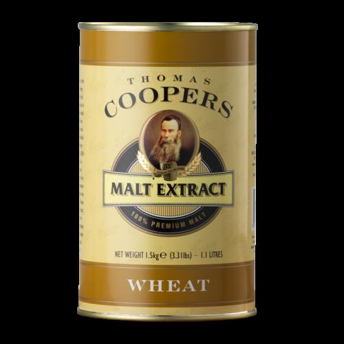 Coopers Pszeniczny ekstrakt słodowy 1,5kg - WHEAT