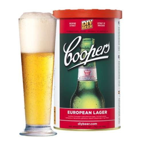 Coopers - European Lager