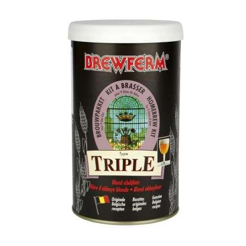 Triple - Blond abbey beer