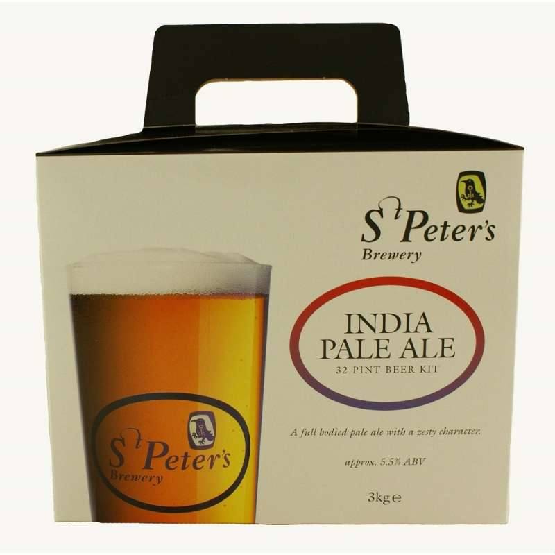 St. Peters Brewery - India Pale Ale - 3,0 kg