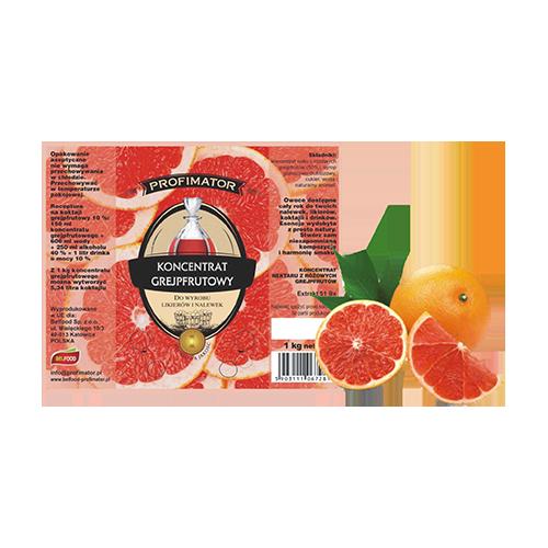 Koncentrat owocowy -  GREJPFRUT Profimator