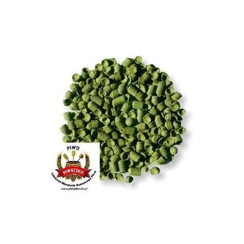 Chmiel Styrian Golding (SLO) 100 g - granulat, zbiór 2017
