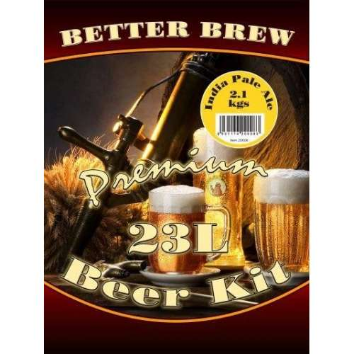 Better Brew Kit  India Pale Ale
