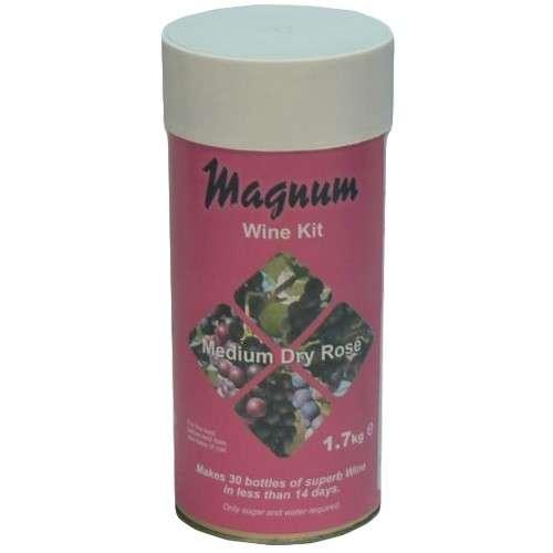 Magnum Medium Dry Rose - Koncentrat różowego wina
