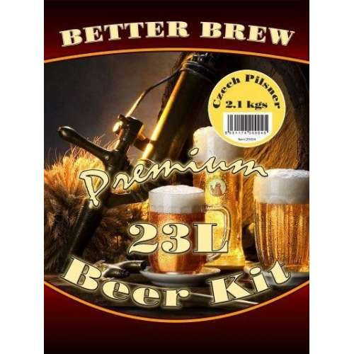 Better Brew Kit  Czech Pilsner