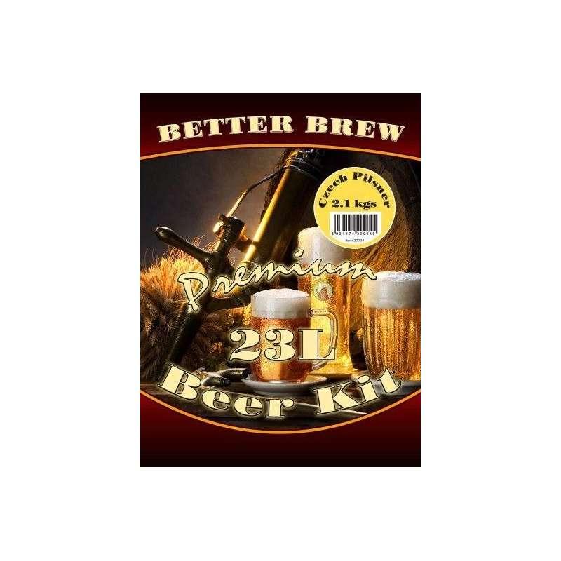 Better Brew Kit  Czech Pilsner