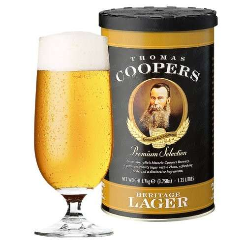 Coopers - Heritage Lager