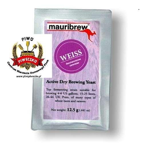 Drożdże piwowarskie Mauribrew WEISS