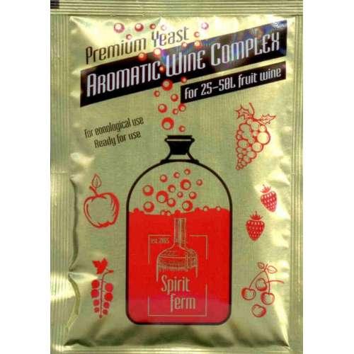 Uniwersalny pakiet na 25-50L wina. SpiritFerm Aromatic Wine Complex.