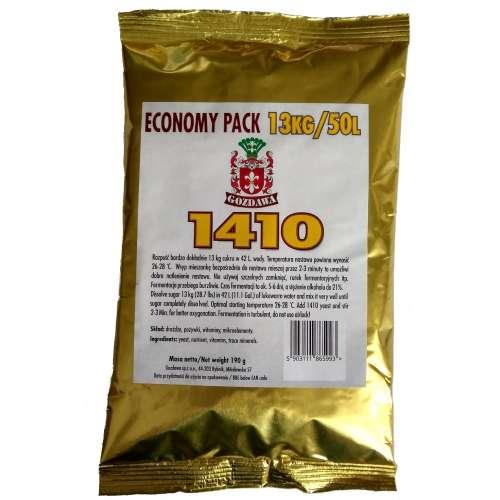 ECONOMY Pack Gozdawa 1410/190g na 50 litrów