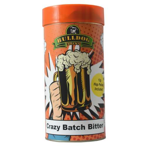 Bulldog CRAZY BATCH BITTER 1,75kg