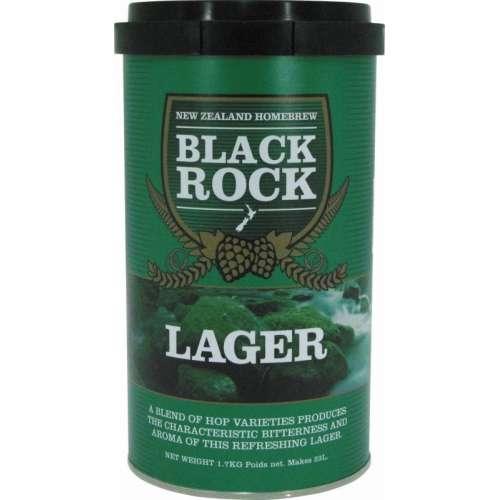 Black Rock - Lager