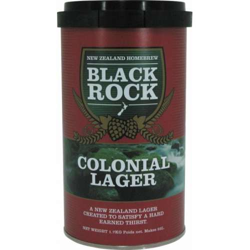 Black Rock - Colonial  Lager