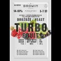 Biowin  Drożdże gorzelnicze Turbo Fruit  5-7 dni, 40 g Nastawy Owocowe