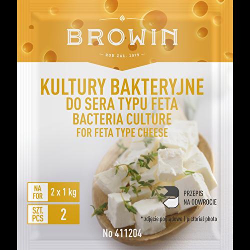 Kultury bakteryjne do sera typu feta  2g