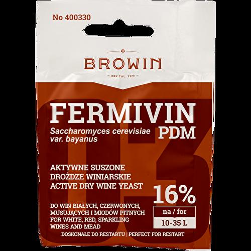 Drożdże suszone FERMIVIN PDM