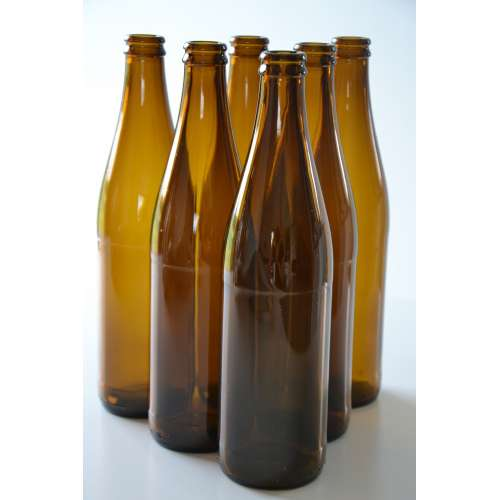 Butelki Vichy light do piwa, cydru - 500 ml - 12 szt