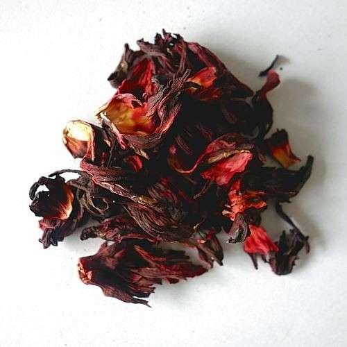 Hibiskus suszony, kwiat 20 g - dodatek do piwa/nalewek/alkoholi