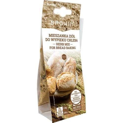 Zioła - tradycyjne do chleba 28g
